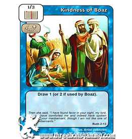 I/J: Kindness of Boaz
