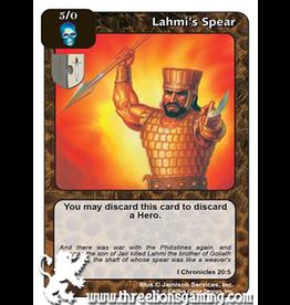 I/J: Lahmi's Spear