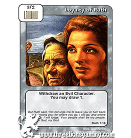 I/J: Loyalty of Ruth
