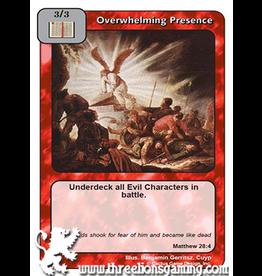 I/J: Overwhelming Presence