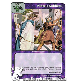 I/J: Pilate's Soldiers