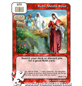 I/J: Ruth Meets Boaz