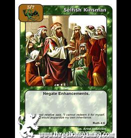 I/J: Selfish Kinsman