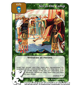 I/J: Sin in the Camp