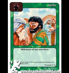 I/J: Strife