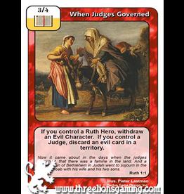 I/J: When Judges Governed