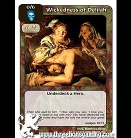 I/J: Wickedness of Delilah