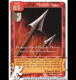 Ki: Abishai's Spear
