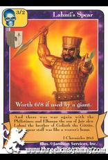 Ki: Lahmi's Spear