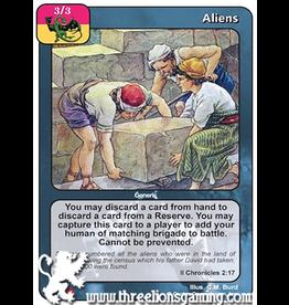 LoC: Aliens