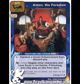 LoC: Amon, the Forsaken