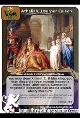 LoC: Athaliah, Usurper Queen