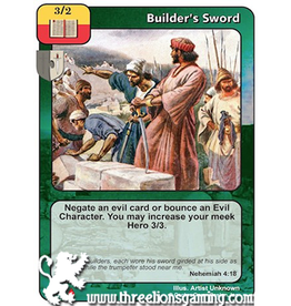 LoC: Builder's Sword