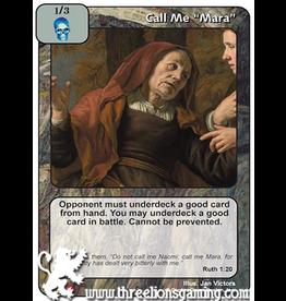 LoC: Call Me Mara