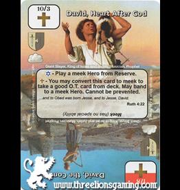 LoC: David, Heart After God / David, the Contrite