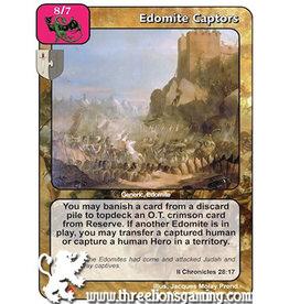 LoC: Edomite Captors