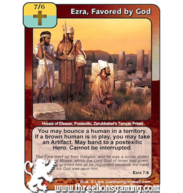LoC: Ezra, Favored by God