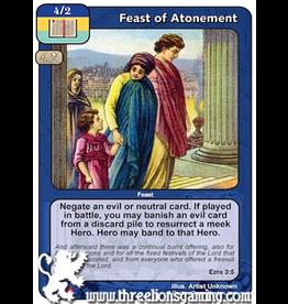 LoC: Feast of Atonement
