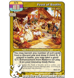 LoC: Feast of Booths