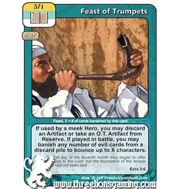 LoC: Feast of Trumpets