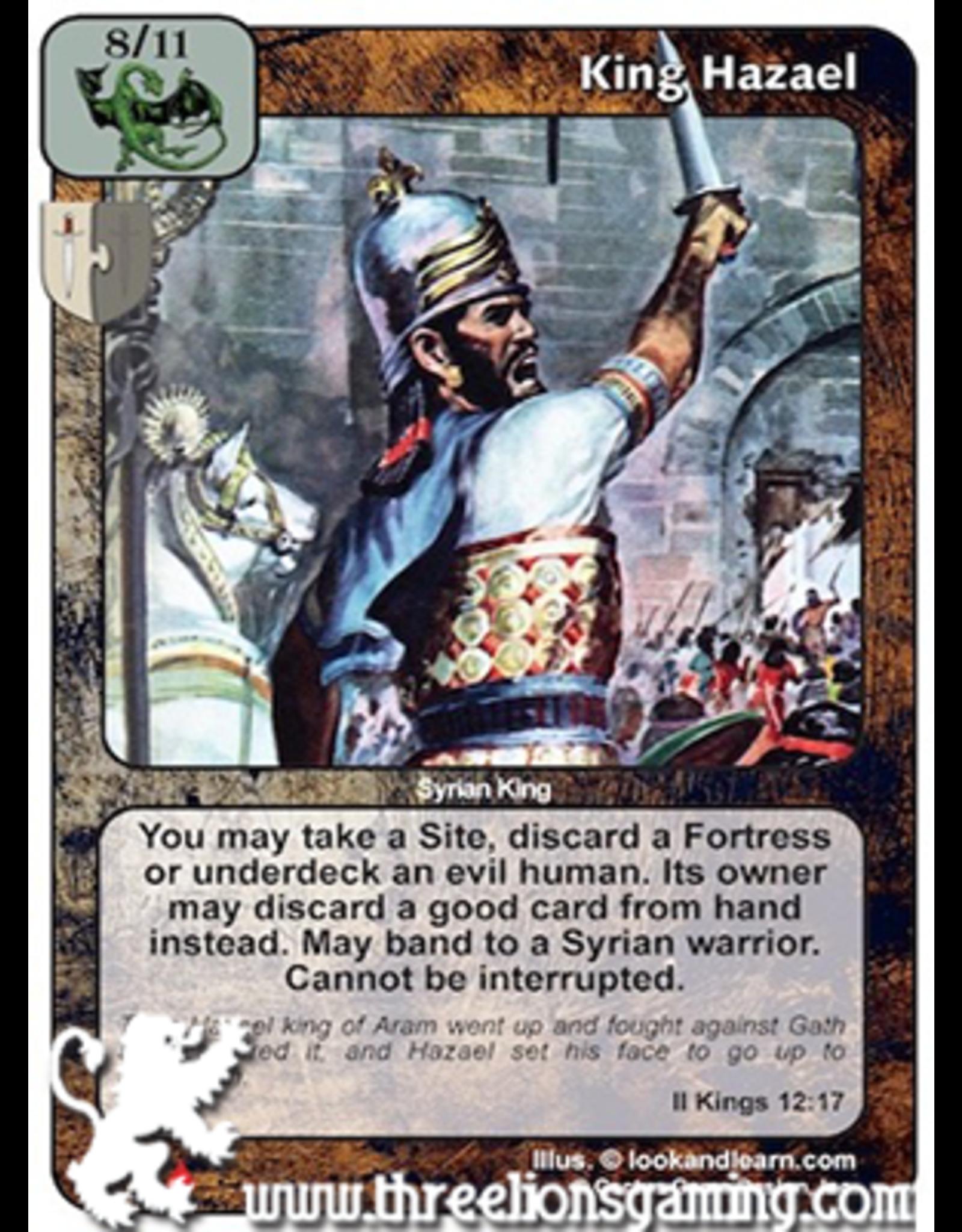 LoC: King Hazael