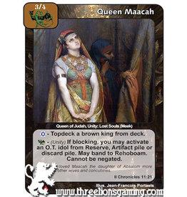LoC: Queen Maacah