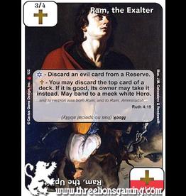 LoC: Ram, the Exalter / Ram, the Uplifted