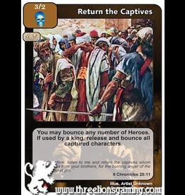 LoC: Return the Captives