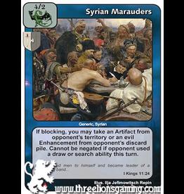 LoC: Syrian Marauders