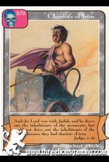 Orig: Chariots of Iron