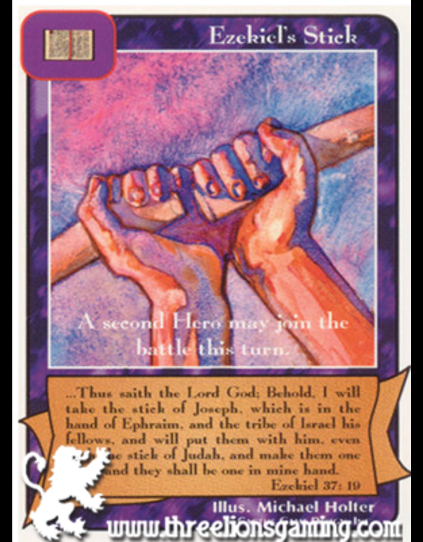 Orig: Ezekiel's Stick