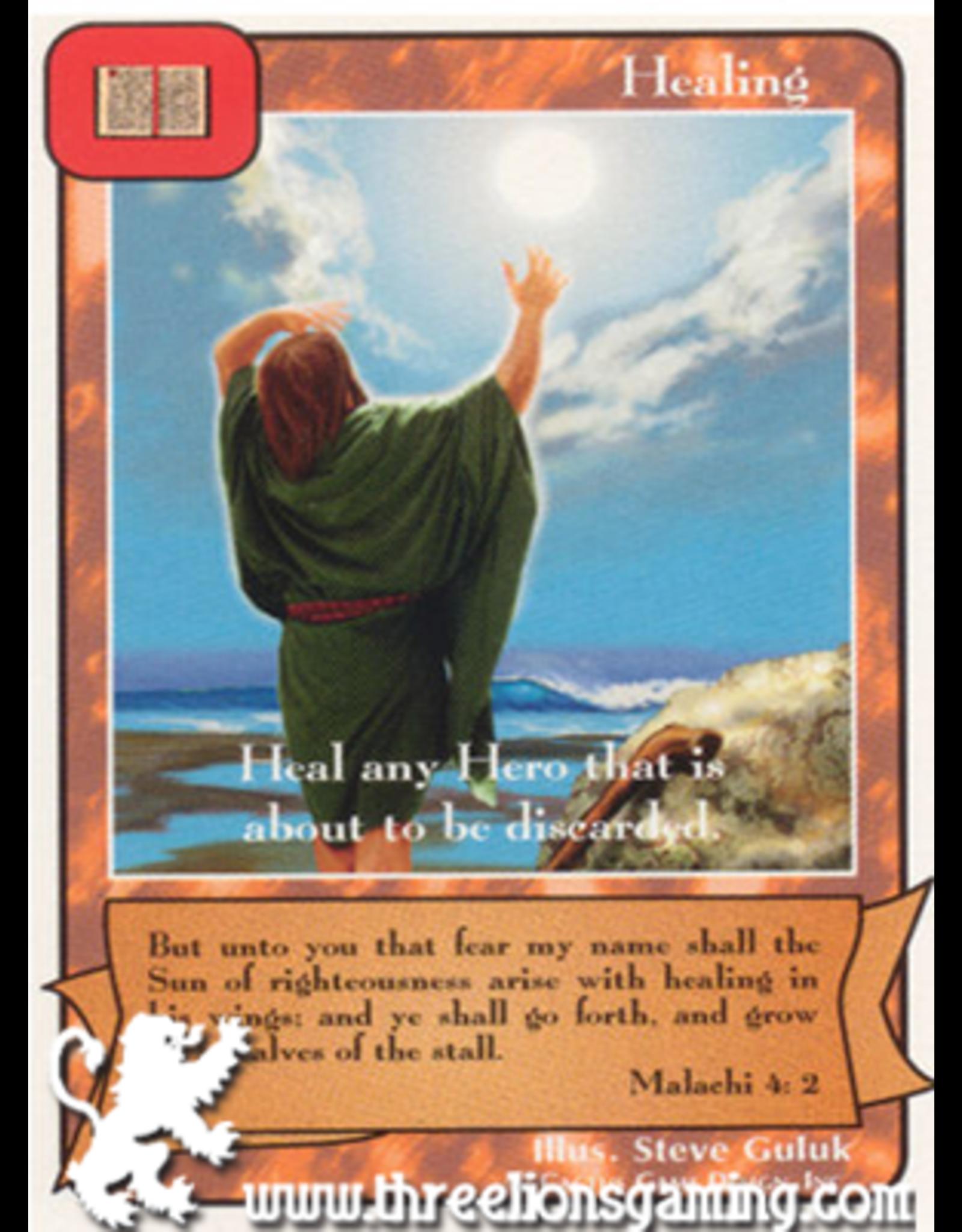 Orig: Healing