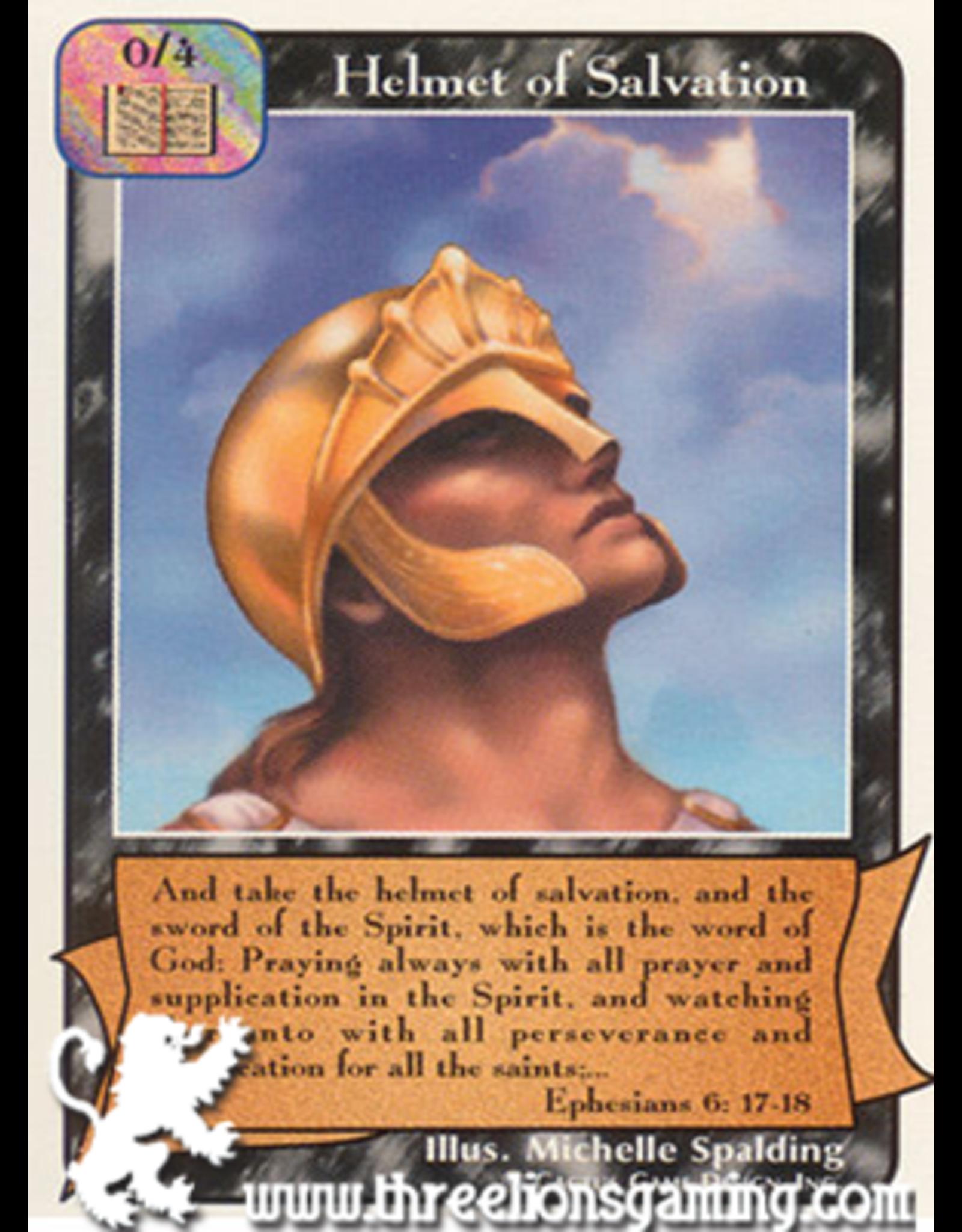 Orig: Helmet of Salvation