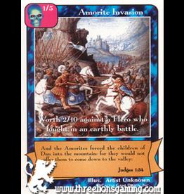 Pa: Amorite Invasion