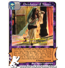 Pa: Desolation of Tamar