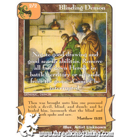 Priests: Blinding Demon