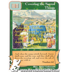 Priests: Covering the Sacred Things
