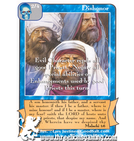 Priests: Dishonor