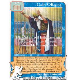 Priests: Guilt Offering