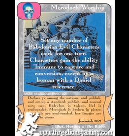 Priests: Merodach Worship