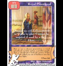 Priests: Royal Priesthood