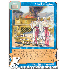 Priests: Sin Offering