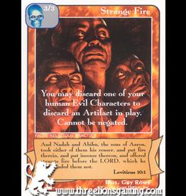 Priests: Strange Fire