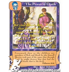 Priests: The Power of Death