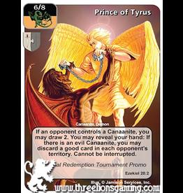 Promo: Prince of Tyrus