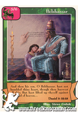 Prophets: Belshazzar