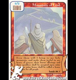 Prophets: Mountain of God