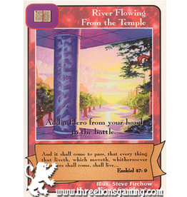 Prophets: River Flowing From the Temple