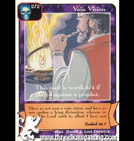 Prophets: Vain Vision