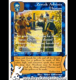 RoA: Zeresh Advises Haman